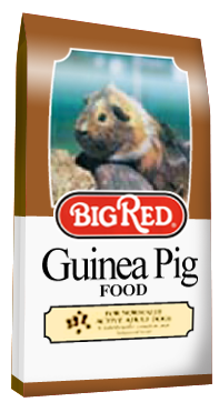 Big Red Guinea Pig Food