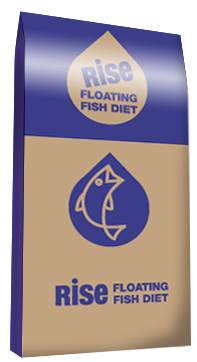 Rise Floating Fish Food
